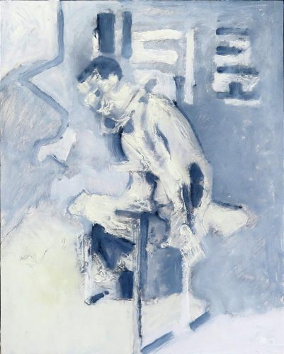 Man Tied to Chair