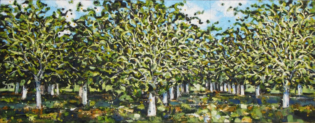 Rhythmic Orchard
